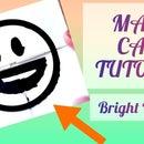 DIY Magic Emoji Paper Card
