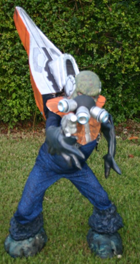 Halo Grunt Costume
