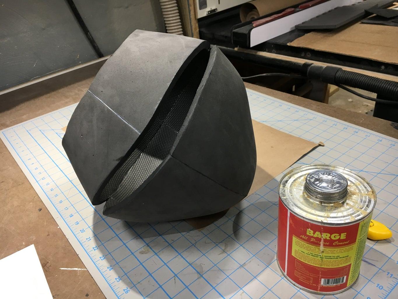 The Head - Foam Shape