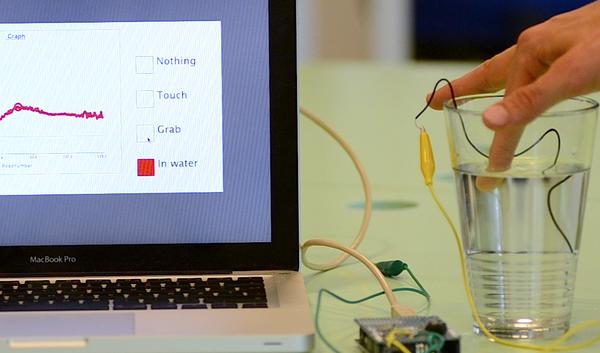 Touche for Arduino: Advanced Touch Sensing.