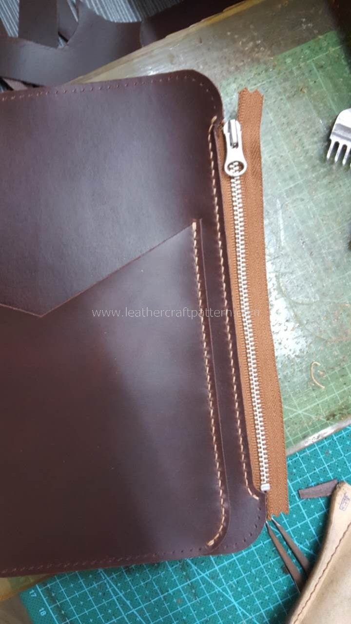 There Are Lots of Combination for You to Choose As Your Need. Here Let Me Show You One With Side Zipper.