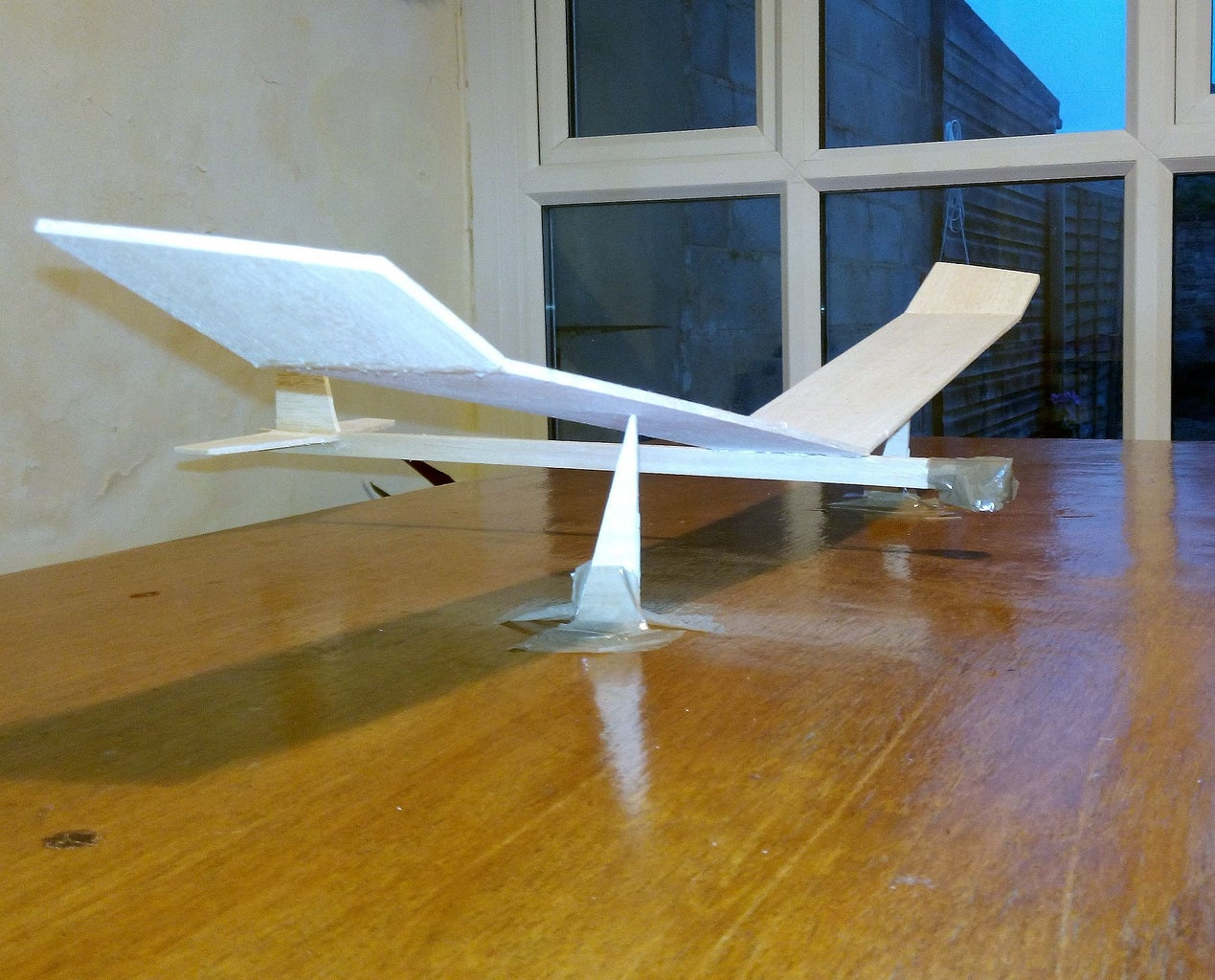 Balance the Plane