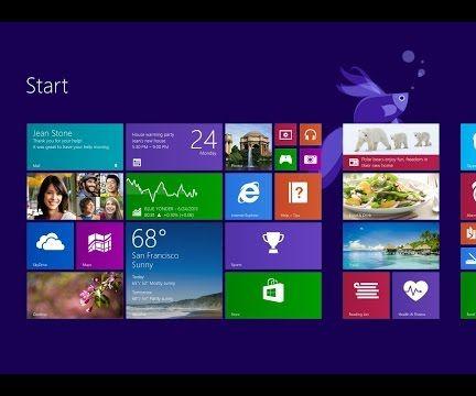 Keyboard Shortcuts for Windows 8!!