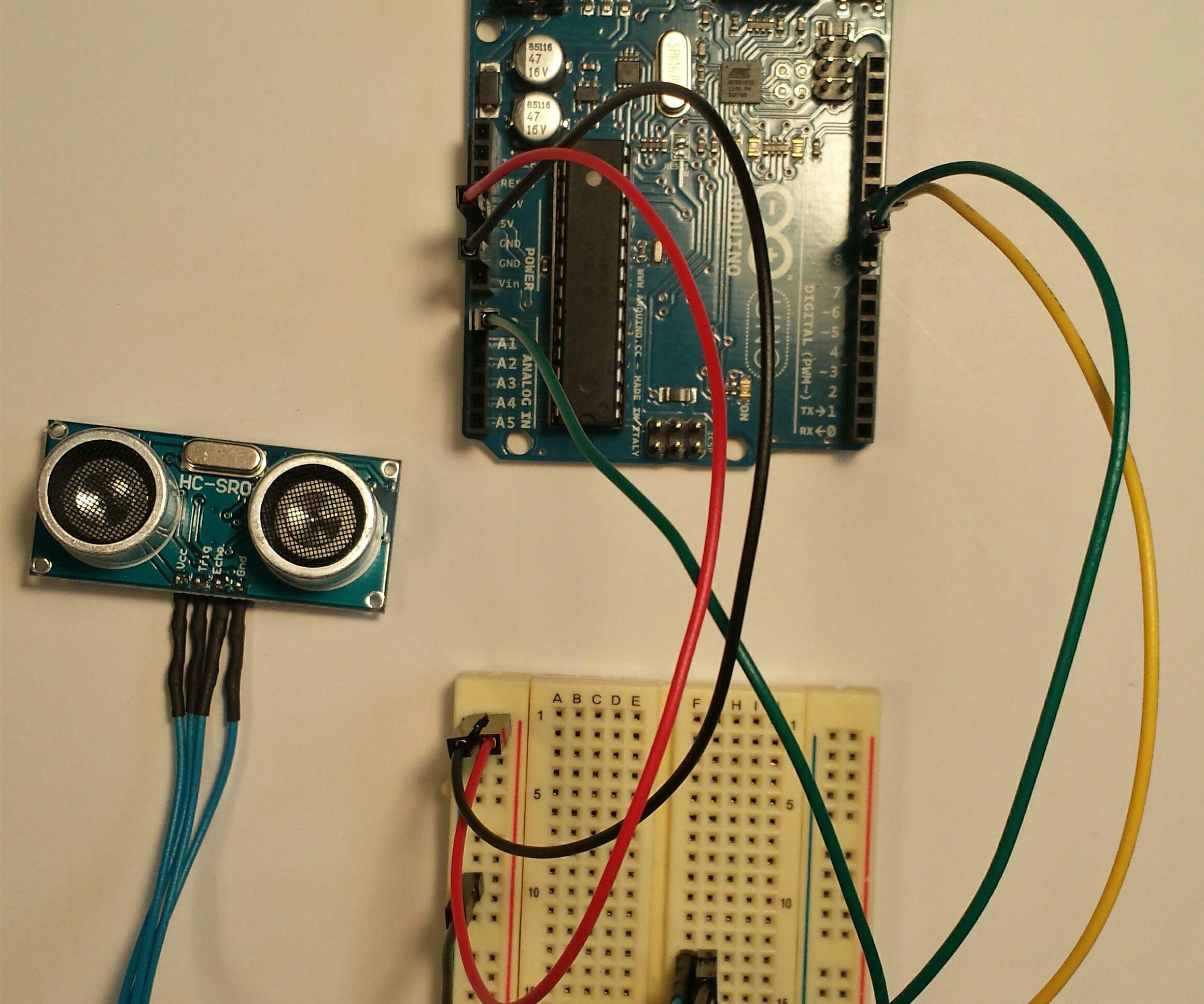 Improve Ultrasonic Range Sensor Accuracy