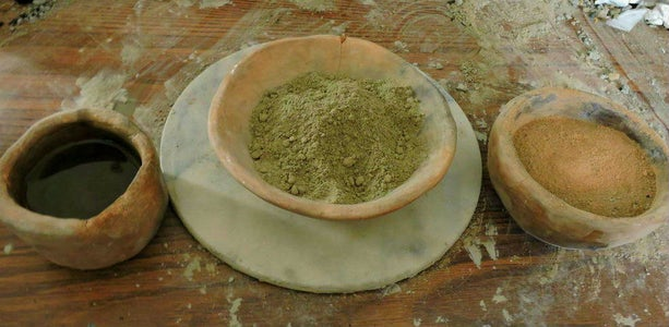 Forming the Clay Body