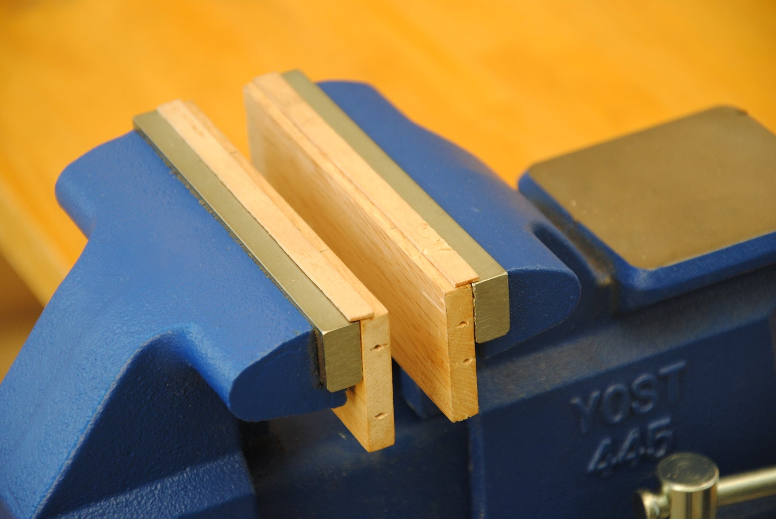 How to Make Magnetic Wooden Soft Jaws