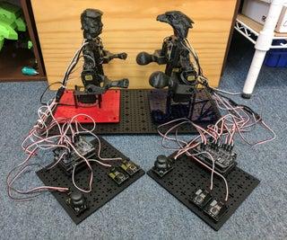 Rock'em Sock'em Literal Robots