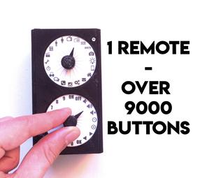 Universal Arduino Remote