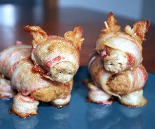 Bacon Pigs