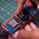 DIY Wireless Power Meter | 100VDC 100A
