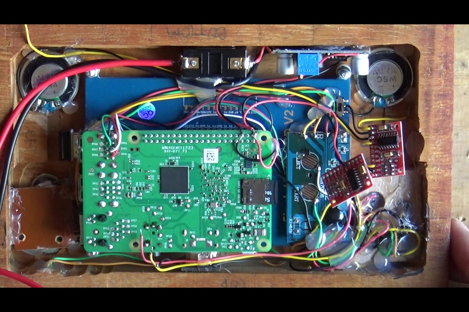 Install an Audio System and Test!