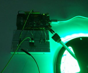 Linkit One - LED Strip
