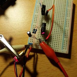 Super Simple Adjustable LED Driver or Laser Driver