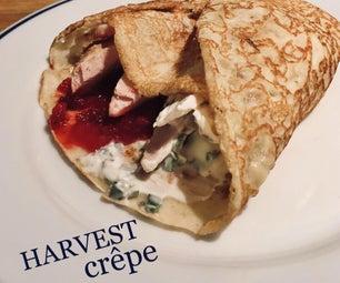 Harvest Crêpe