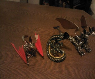 Chainmaille Projects: Let There Be Dragons Part II