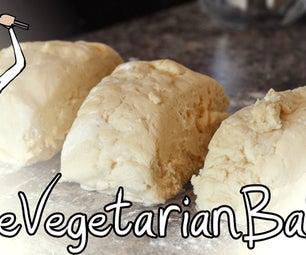How To Make Cookie Dough (1-2-3 Dough)