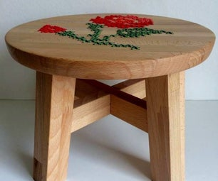 Make a Personal Side Table
