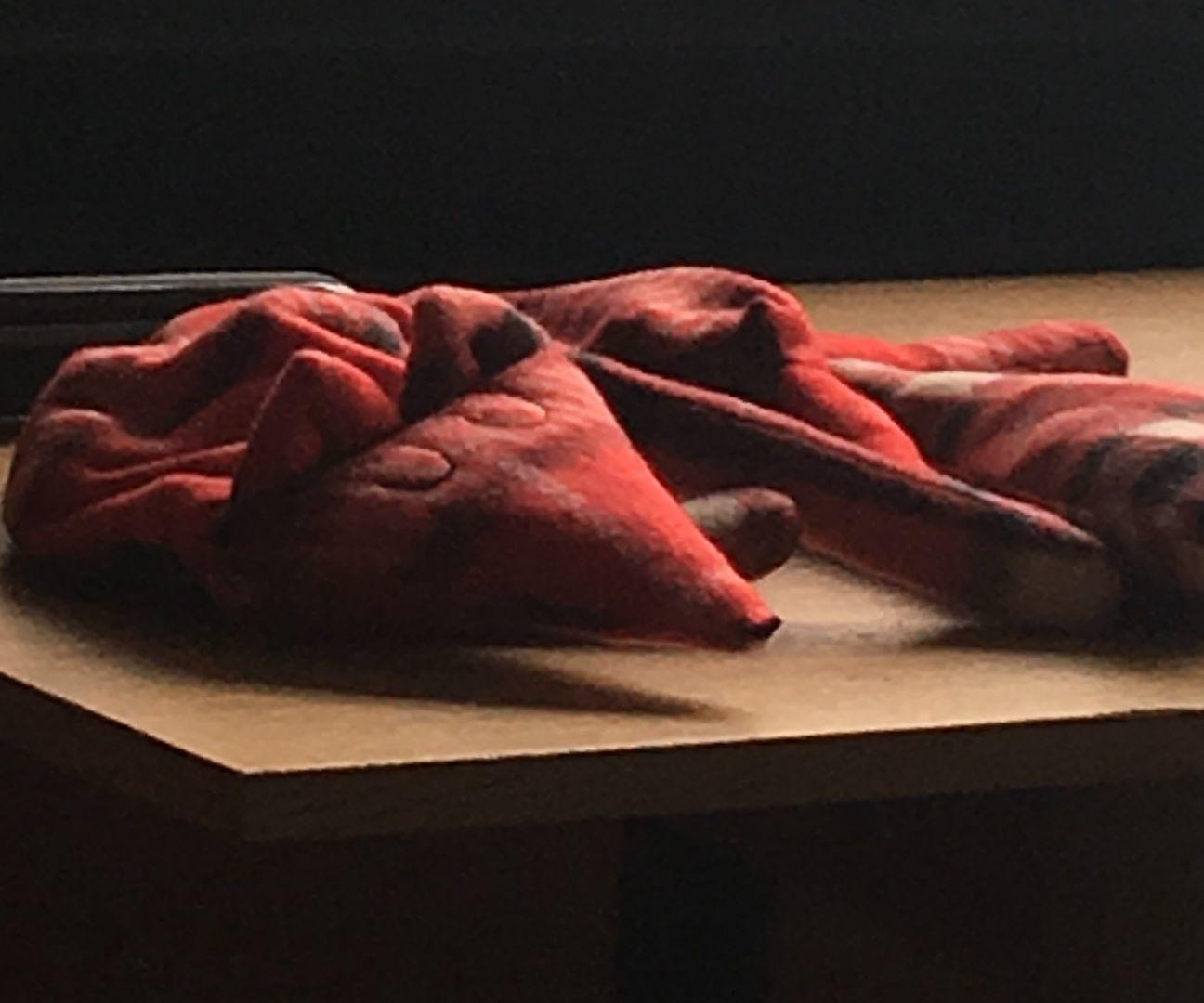Sleepy Fox Heated Pillow