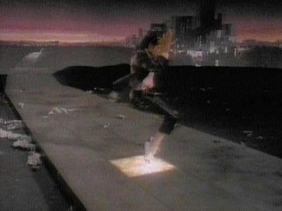 "Building a ""Billie Jean"" Sidewalk"
