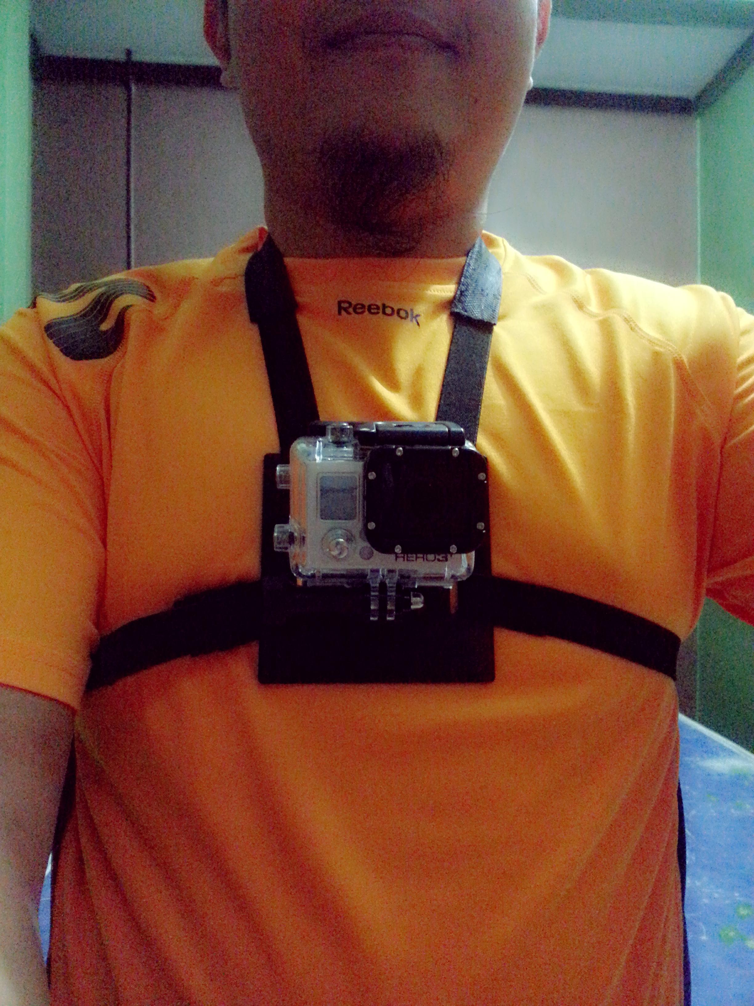 GoPro Hero Black 3+ Chesty