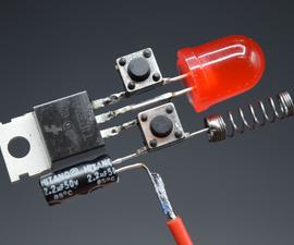 3简单的电子项目在家尝试