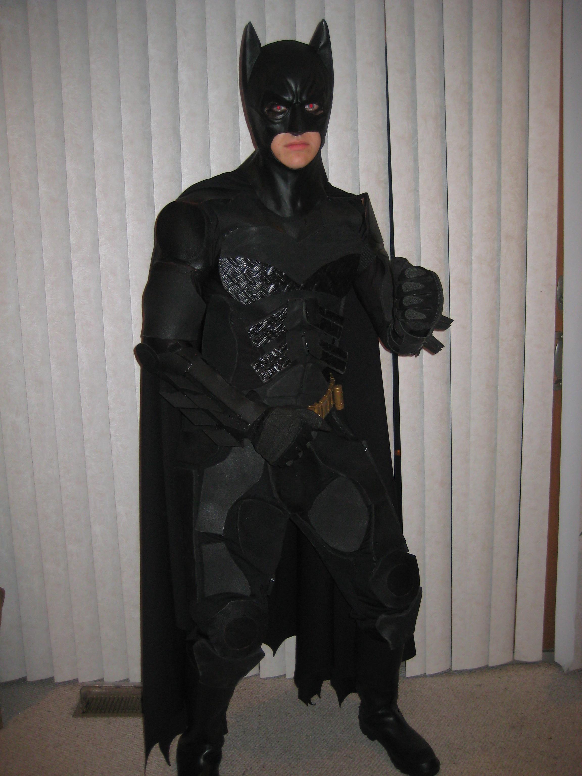 Batman Costume (The Dark Knight Rises)