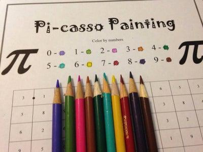 Pi-casso Painting