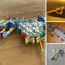 Knex Guns With INSTRUCTIONS!!!