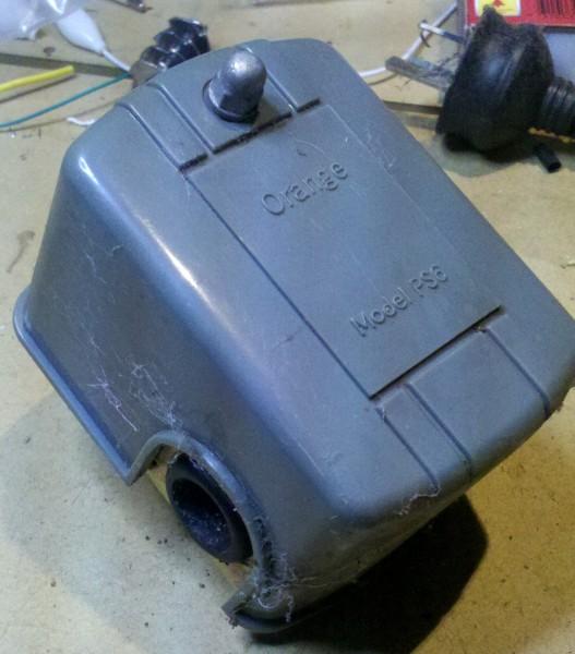 Pressure Pump, Pressure Switch repair