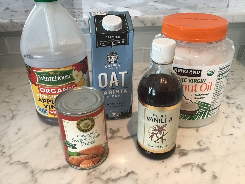 Wet Ingrediense