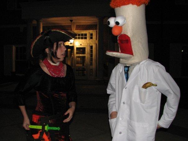 Beaker Muppets Halloween Costume