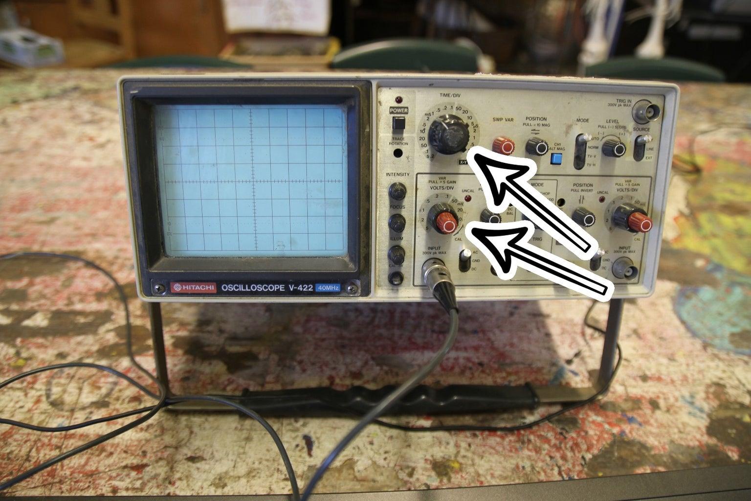 Oscilloscope Time!