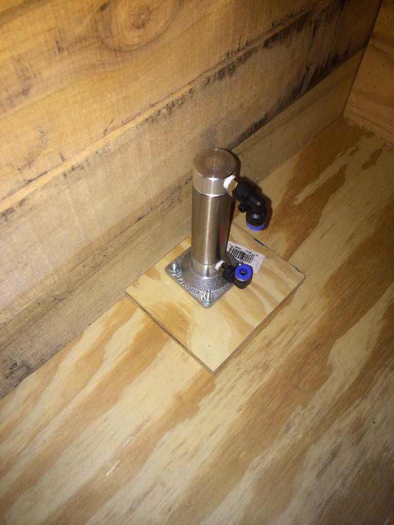 Adding Muscle (Pneumatic Cylinders)
