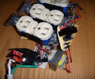 Remote Control Power Strip