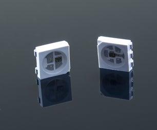 Upgrading Smart RGB LEDs: WS2812B Vs. WS2812