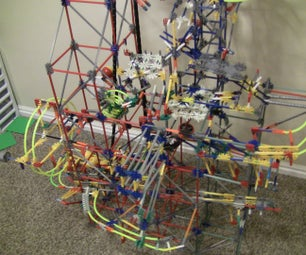 Frivolity- a K'Nex Ball Machine