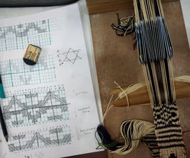 Patterns on a Portable Loom