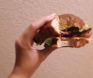 Roast Beef Bacon Sandwich