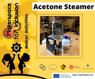 Acetone Steamer