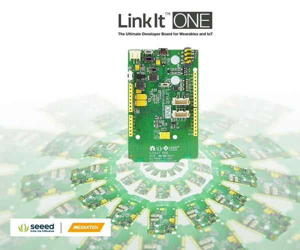 LinkIt One Battery Charging