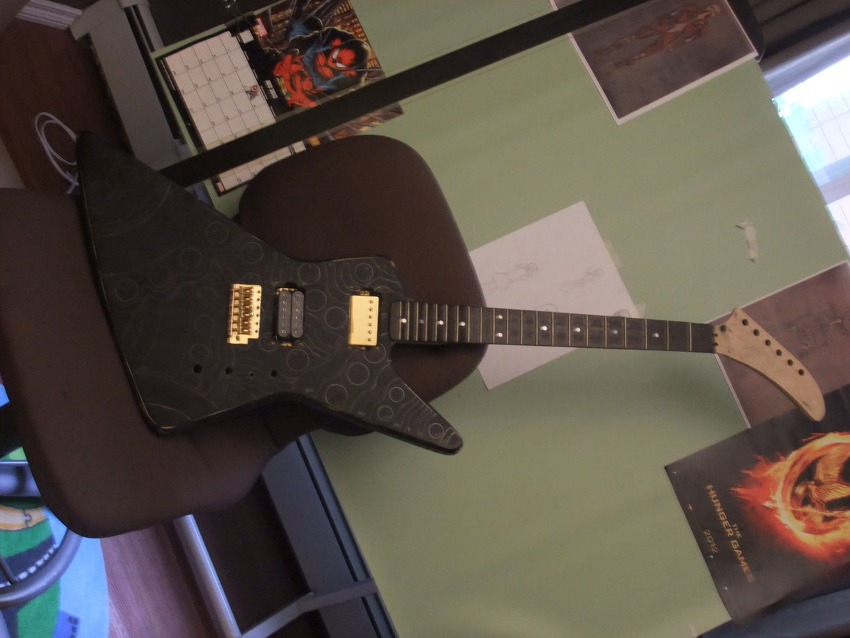 Prepare Guitar