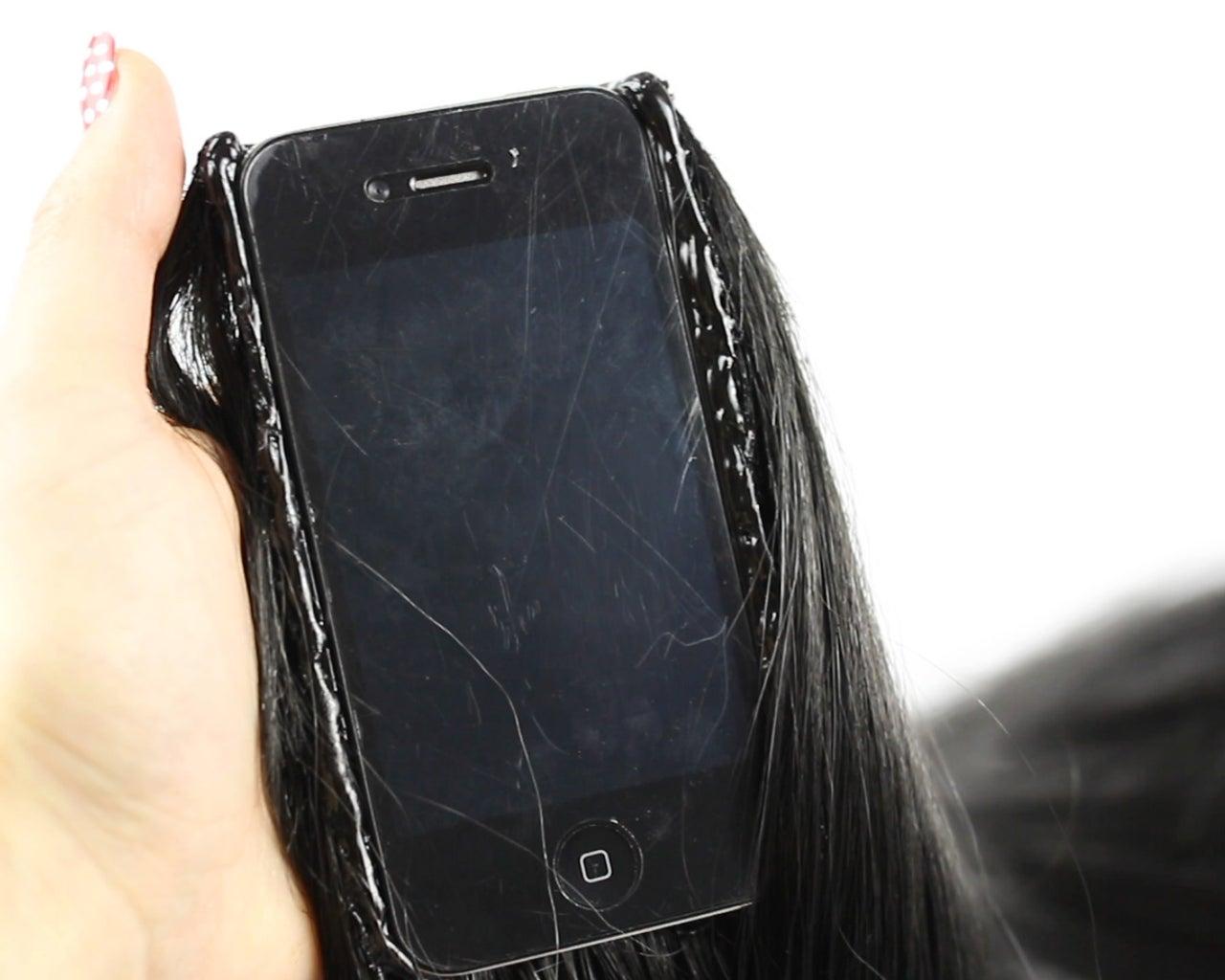 Finished Phone Case