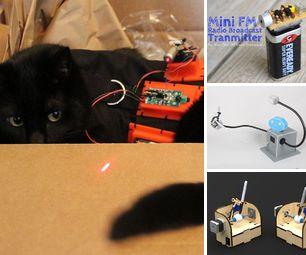 [newsletter] Remote Control Cat Harness, Ultimate FM Transmitter, SelfiesBot — Twitterbot