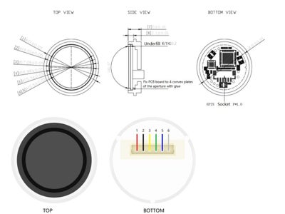 Technical Specifications and Applications of the Sensor
