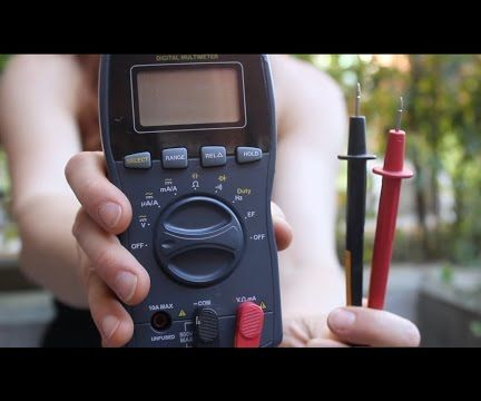 How to Use (and Choose) a Multimeter!