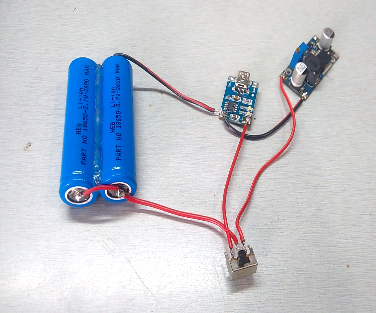 DIY Power Bank ?