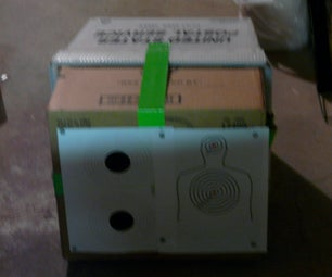 Airsoft Target for High FPS