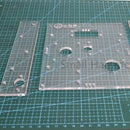 Cheap  Acrylic Robot Tank Chassis for Arduino  SN7300 Sinoning