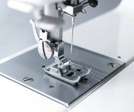 Machine Sewing Class