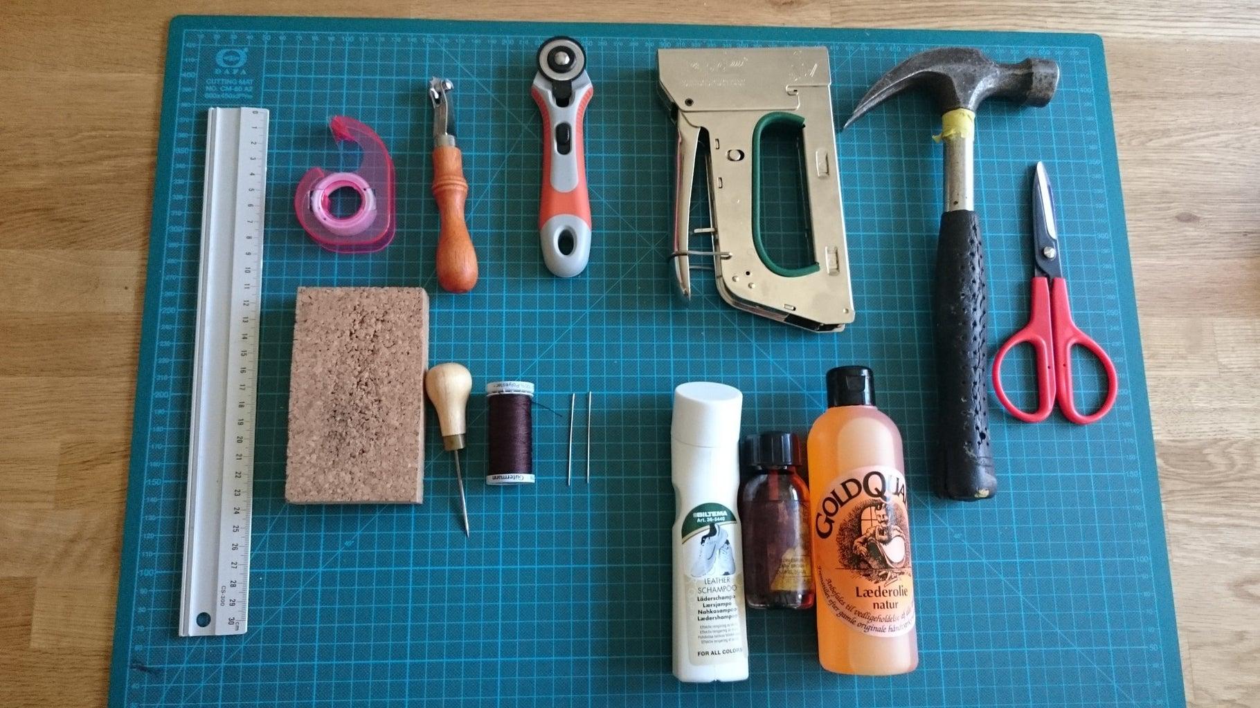Tools, Materials and Ideas